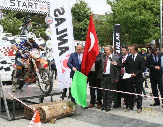 Türkiye Süper Enduro Şampiyonası Düzce'de Start Aldı