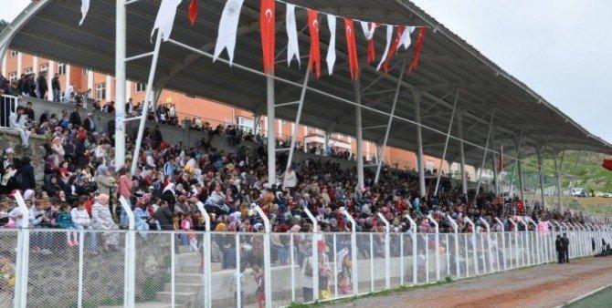 Simav'da Coşkulu 23 Nisan Kutlamaları
