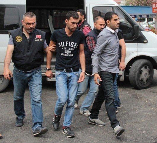 Yol Kesip Haraç Alan PKK'lılar Yakalandı