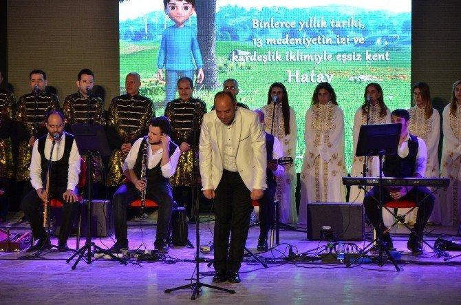 Antakya Medeniyetler Korosu, EXPO 2016'da Konser Verdi