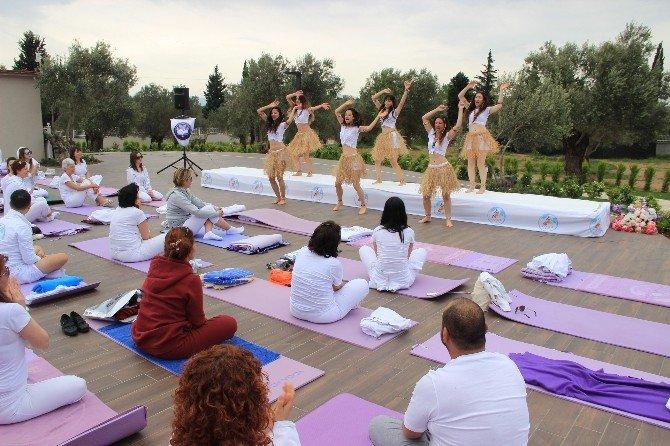 Kazdağları Yoga Festivali'ne Ev Sahipliği Yapıyor