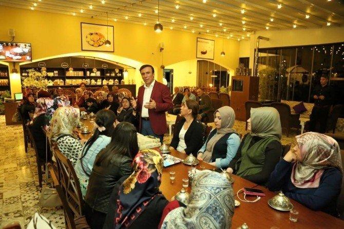 """Genç: """"Kadınlara En Çok Yatırım Yapan Belediyeyiz"""""""