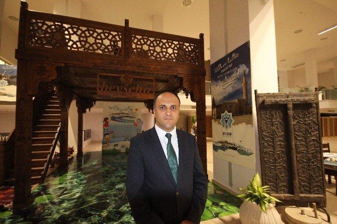 Beyşehir Belediyesi De EXPO 2016 Antalya'da Yerini Aldı
