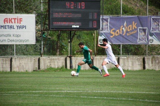 Bodrumspor, Yomraspor'a 1-0 Mağlup Oldu