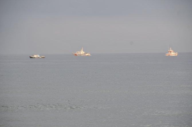 Celali'ye açıklarında 'tekne alabora oldu' iddiası polisi harekete geçirdi