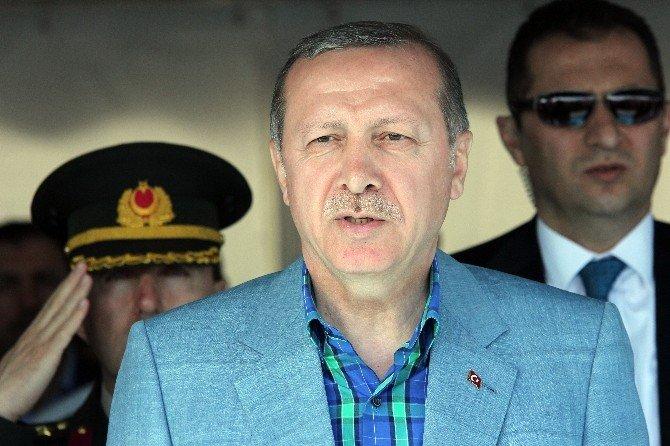 """Erdoğan: """"Onlar Gibi Zalim Olmayacağız"""""""