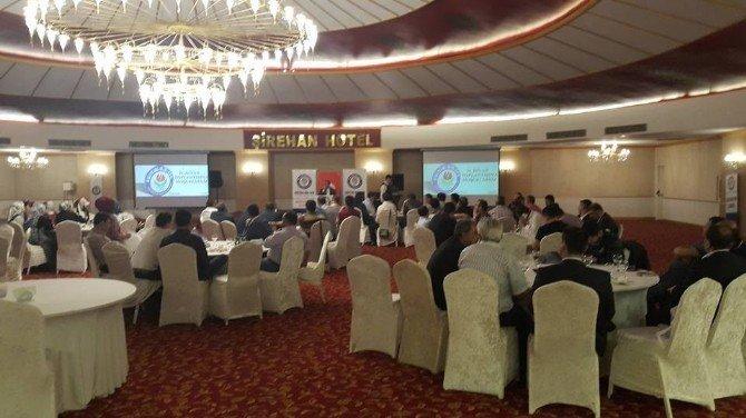 Eğitim Bir-sen Gaziantep Şubesi İl Divan Kurulu Toplantısı Yapıldı
