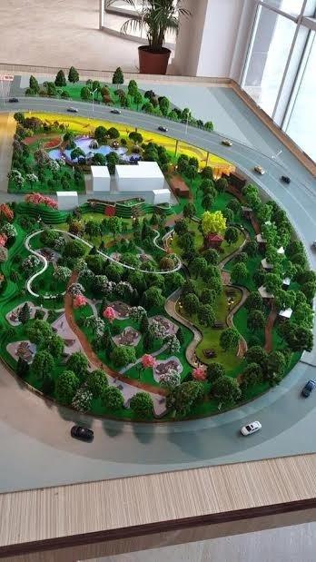 Ortahisar'ın, Ekopark Projesi Dünyanın En Zengin Endemik Bitki Türlerini Bünyesin Bulunduruyor