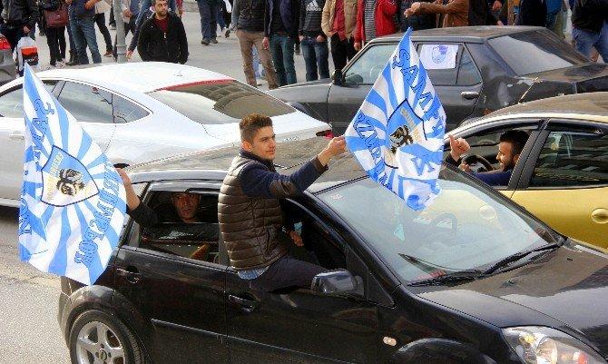 Erzurum'da Şampiyonluk Coşkusu