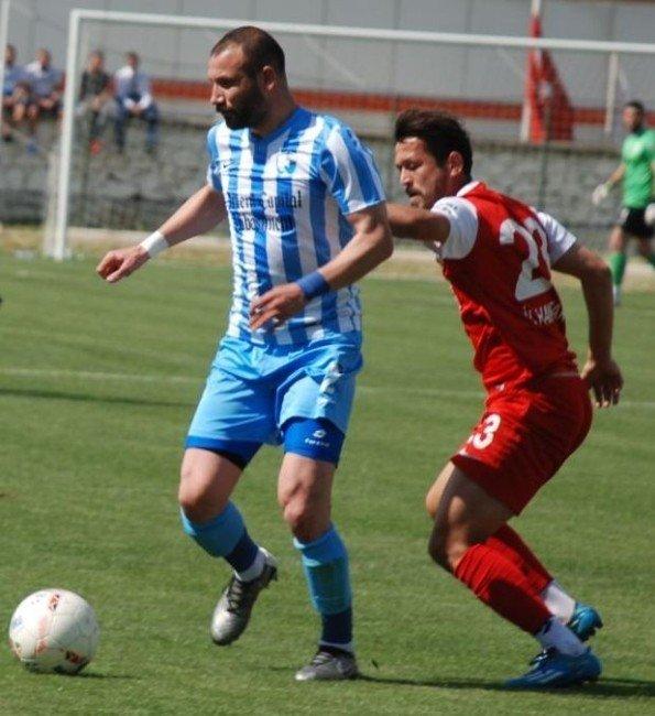 Erzurumspor Şampiyonluğunu Tire'de İlan Etti