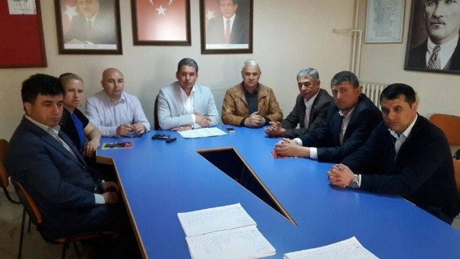AK Parti'den CHP'li Keşan Belediyesi'ne Borç Eleştirisi