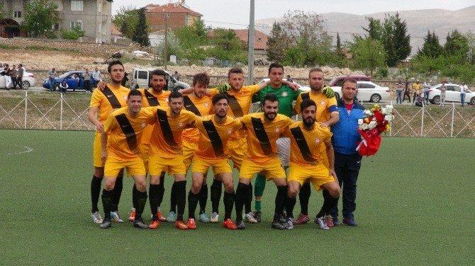 İnönü Üniversitesi Bölgesel Amatör Lig'e Yükseldi