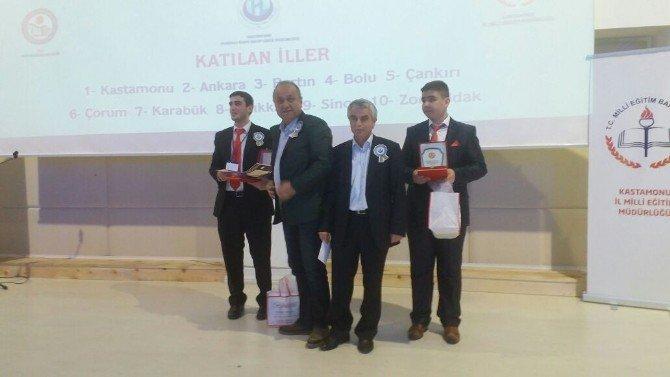 Kastamonu'da Kur'an-ı Kerim'i Güzel Okuma Yarışması Bölge Finali Düzenlendi
