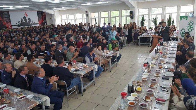 Kayseri Şeker Çalışanlarına 62. Kampanya Başlangıcında Teşvik İkramiyesi Müjdesi Geldi
