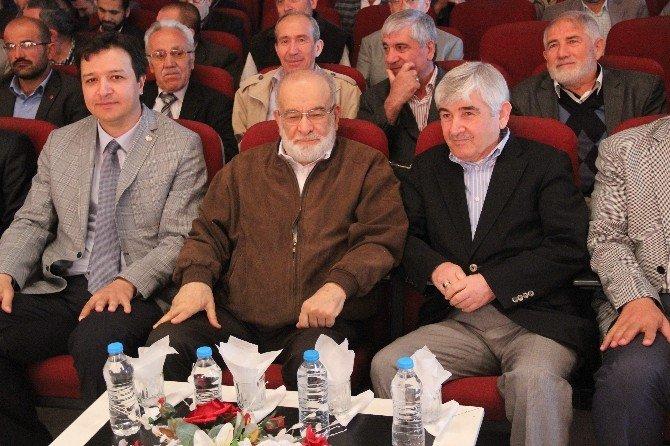 SP Genel Başkan Yardımcısı Temel Karamollaoğlu: