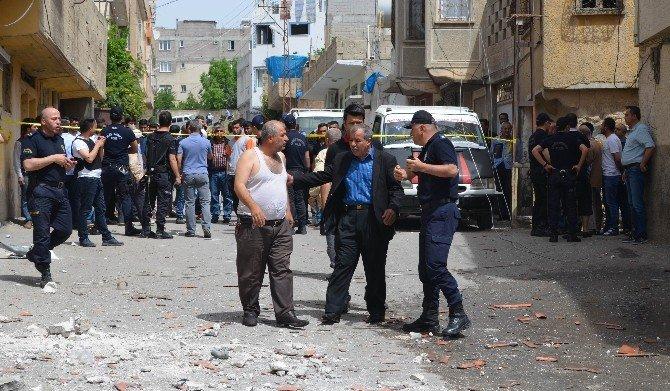 Kilis'te Yaralı Sayısı 16'ya Yükseldi