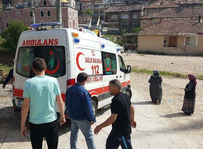 İnşaatın Dördüncü Katından Düşen İşçi Ağır Yaralandı