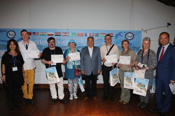 Selçuk Belediyesi, Uluslararası Sanatçıları Ağırladı