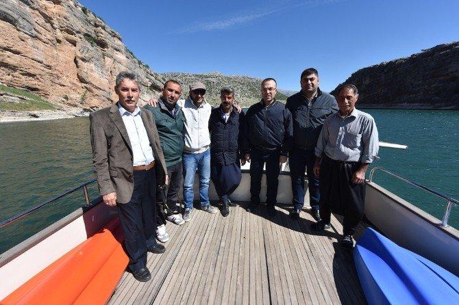 Konya'dan Siverek'e Kardeşlik Köprüsü