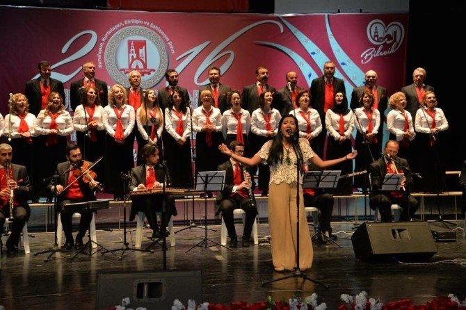 Bilecik Belediyesi Türk Sanat Müziği Korosu'ndan Bilecik Türküleri