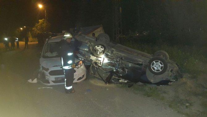 Malatya'da kaza: 6 yaralı