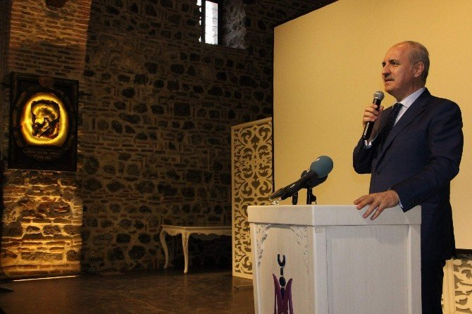"""Kurtulmuş: """"Ölen Müslümanlar Da Ölen Ermeniler De Osmanlı Vatandaşıydılar"""""""