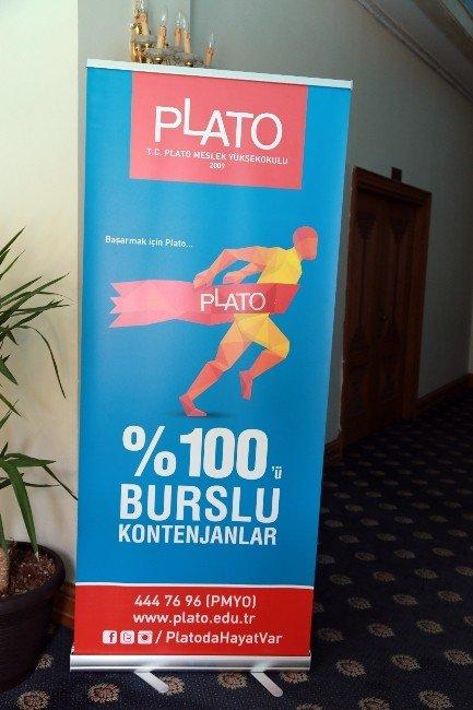 Plato MYO Eğitimde Kaliteyi Arttırmak Amacıyla Etkinliklerine Devam Ediyor