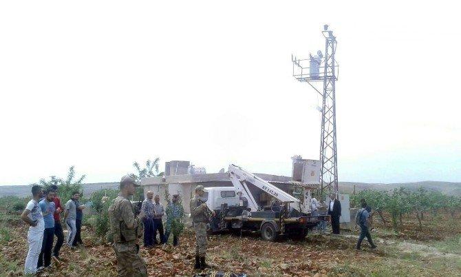 Elektrik Sayacı Takarken Akıma Kapılan İşçi Hayatını Kaybetti