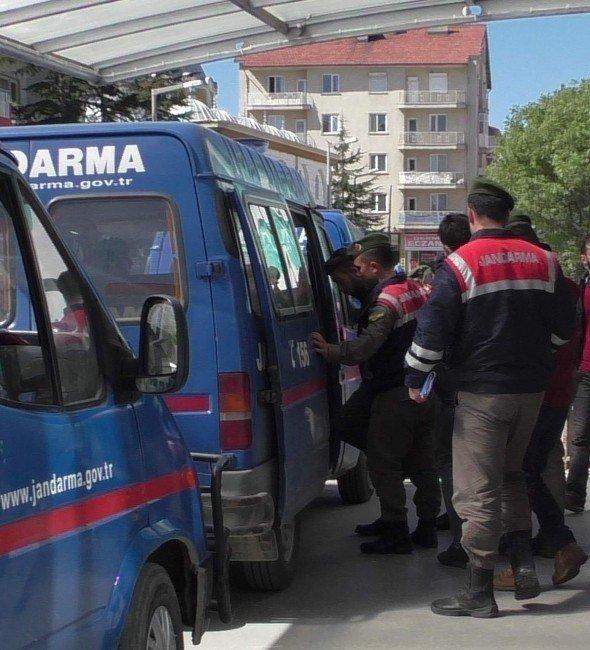 Jandarmadan Beyşehir Merkezli Üç İlde Silah Operasyonu: 18 Gözaltı