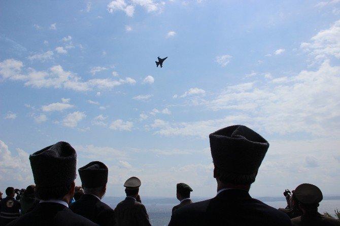 Solo Türk Uçağı İle Nefes Kesen Gösteri