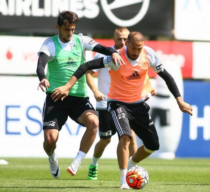 Beşiktaş'ta Kayserispor maçı hazırlıkları başladı