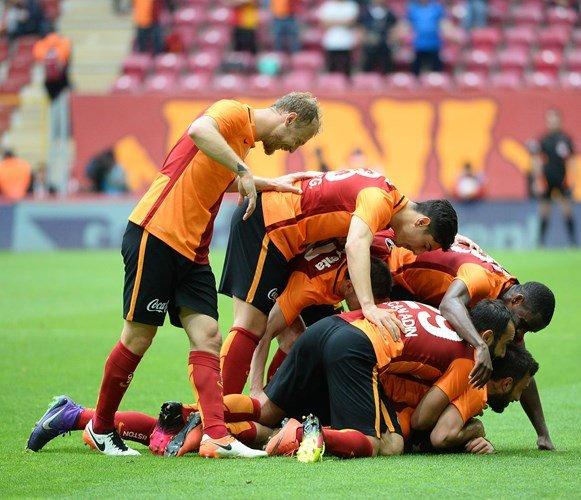 Galatasaray: 4 - Kasımpaşa: 1