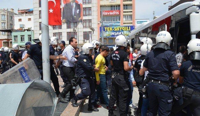 Kilis'te Güvenlik Tedbirleri Artırıldı