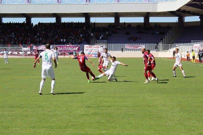 Türk Metal Kırıkkalespor:3-sarayönü Belediyespor:1