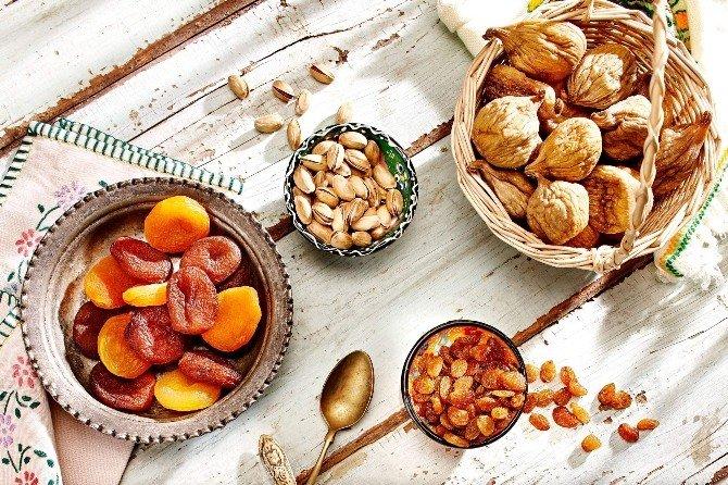 Kuru Meyveler Balkanlarda Tanıtıldı