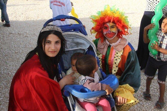 Çadırkent'te 23 Nisan Çocuk Bayramı Coşkuyla Kutlandı