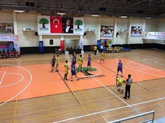GKV Spor Kulübü Genç Erkek Basketbol Bahra Kupası Şampiyonu