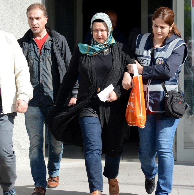 Aksaray'daki Fetö/pdy Operasyonunda İki Tutuklama