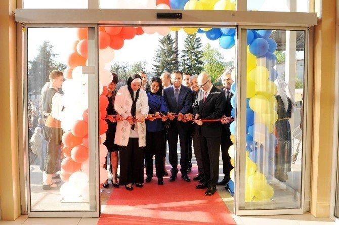 Altındağ Visoko Kültür Merkezi Açıldı