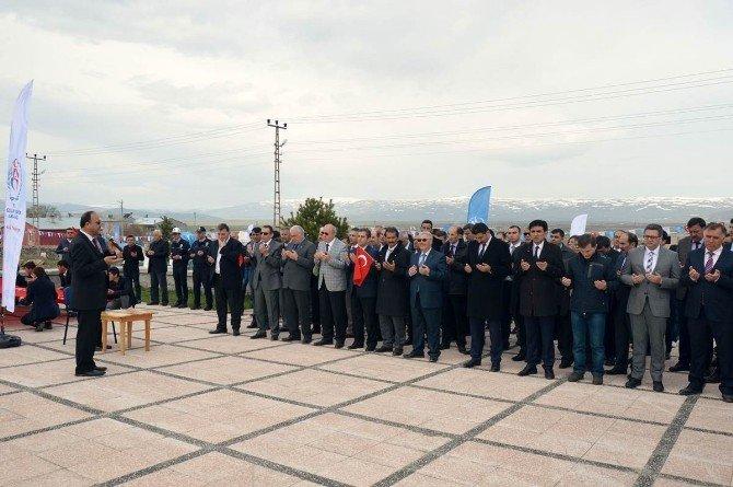 Ardahan'da 57'nci Alay'a Vefa Yürüyüşü
