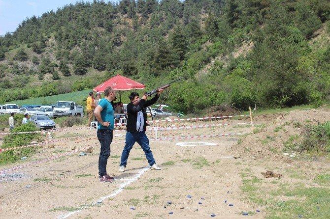 Osmaneli'de 4. Geleneksel Trap Ve Kurşun Atışları Yarışması