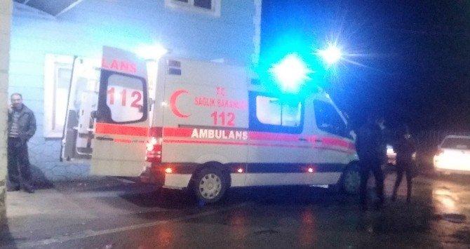 Duvardan Düşen 4 Yaşındaki Çocuk Yaralandı