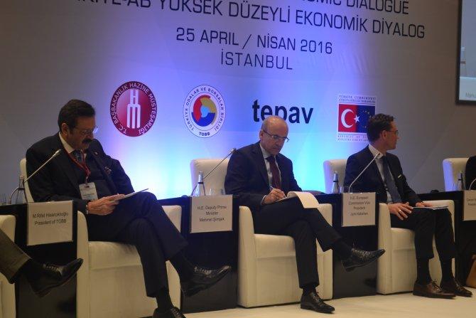 Şimşek'ten kamu maliye reformu açıklaması