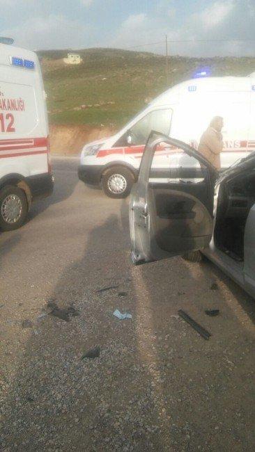 Bingöl'de Kaza: 6 Yaralı