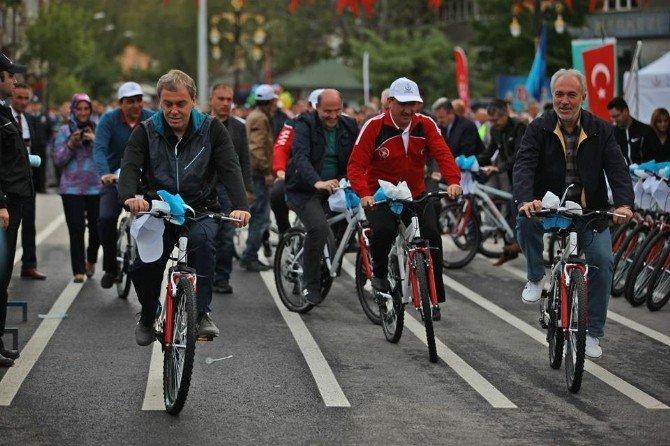 Başkan Kamil Saraçoğlu: Bisiklet Yolu Projemizi Yakında Hayata Geçiriyoruz