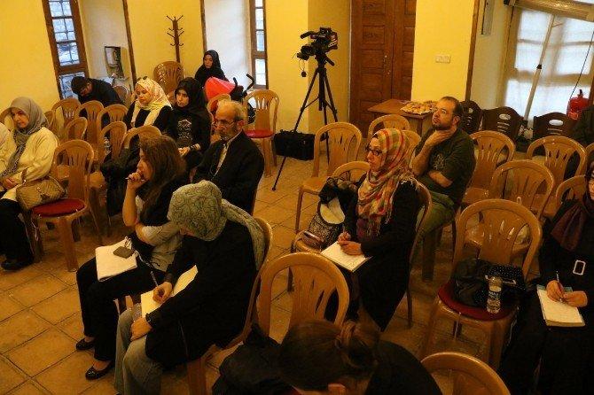 Eyüp Sultan Sohbetlerinin Konuğu Yazar Dursun Gürlek Oldu