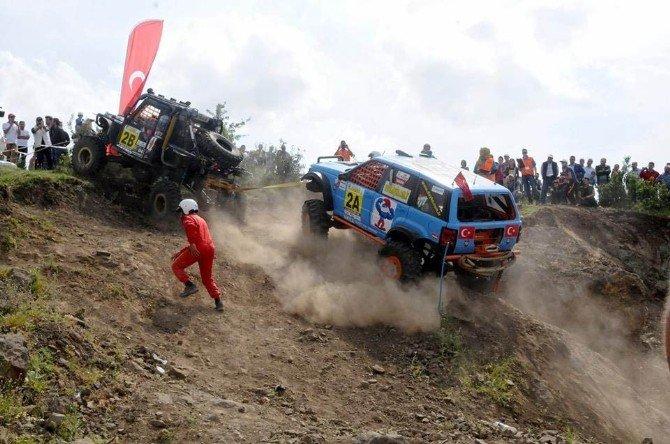 Çanakkale'de Off-road Trial Heyecanı