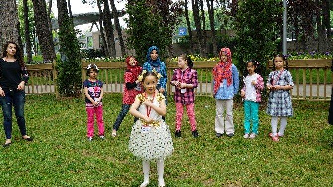 Çocuk Şenliği'nde Suriyeli Çocuklar Unutulmadı