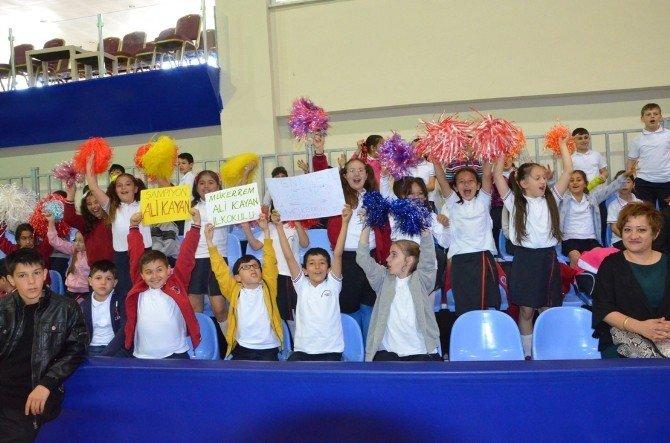 Çorlu Belediyesi Geleneksel Çocuk Oyunları Sona Erdi