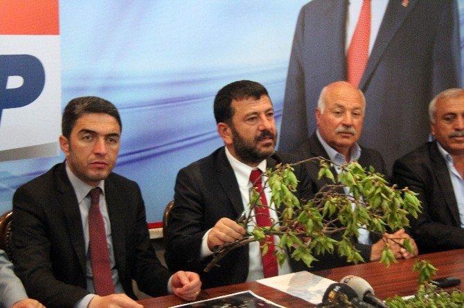 CHP Genel Başkan Yardımcısı Ağbaba'dan Kilis Eleştirisi